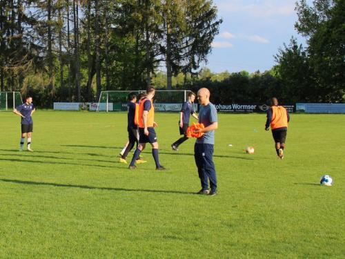 Training 19. Mai 2021