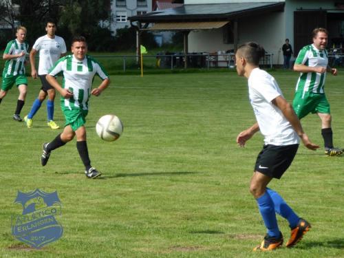 SC Hertha Aisch - Atlético Erlangen Dos