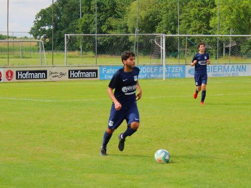 SG Niederlindach/SGS 4 - Atlético Erlangen