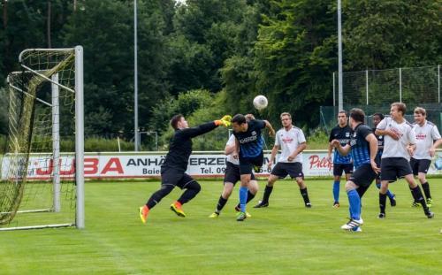 ASV Möhrendorf II - Atlético Erlangen