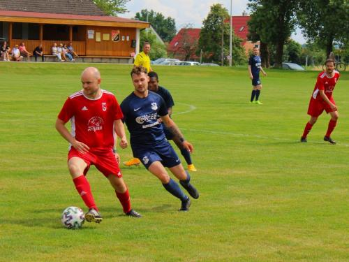 SG Kleinsendelbach II - Atletico Erlangen Dos