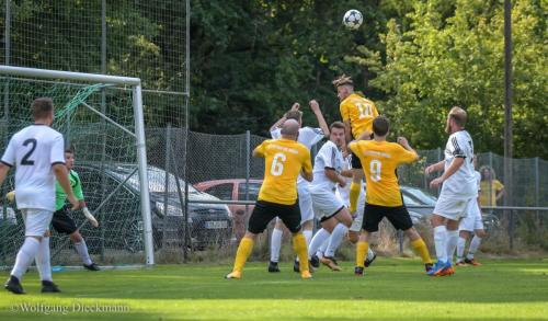 Atlético Erlangen Dos - SG Oesdorf II