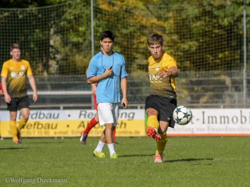 Atlético Erlangen Dos - VdS Spardorf II