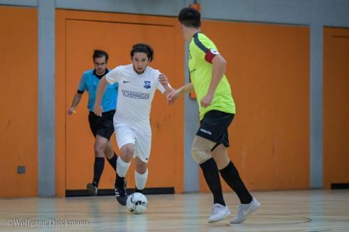Atletico Erlangen Futsal - BSK Allgäu Futsal