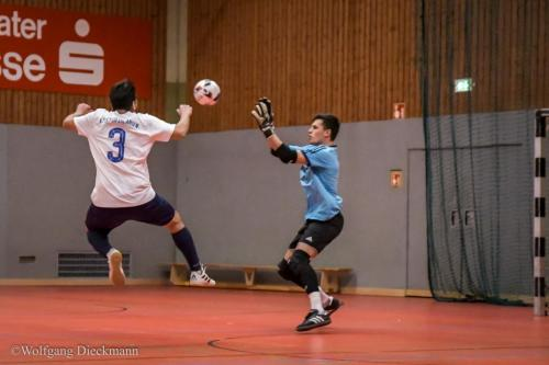 TV Ingolstadt Futsal - Atletico Erlangen Futsal
