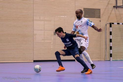 TSV 1860 München - Atletico Erlangen Futsal