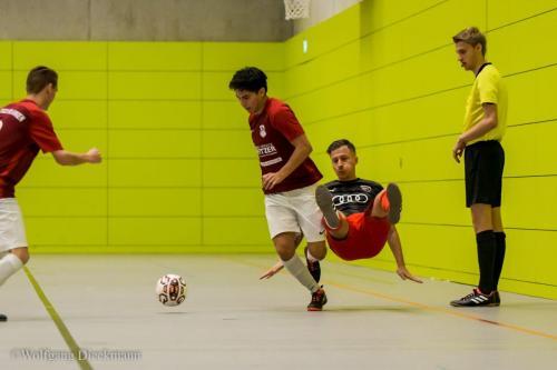 FC Ingolstadt Futsal - Atletico Erlangen Futsal