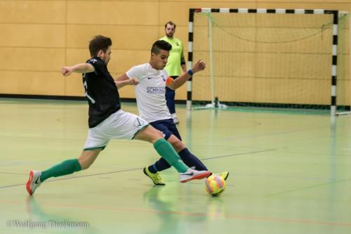 TSV Neuried II - Atletico Erlangen Futsal