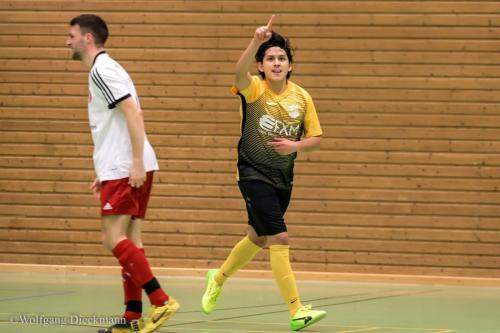 Futsal Club Regensburg - Atletico Erlangen Futsal