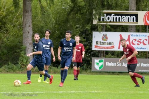 Atlético Erlangen Dos - BSC Erlangen II