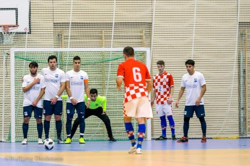 Croatia München - Atletico Erlangen Futsal