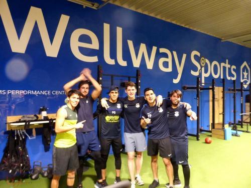 Wellway Sports